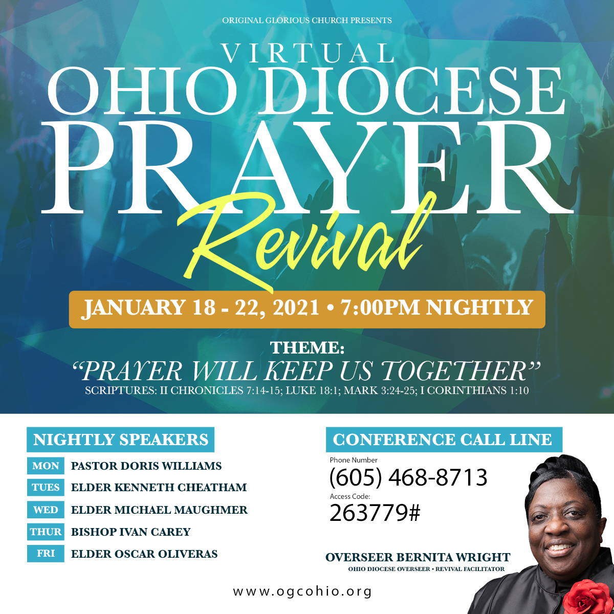 Ohio Diocese Prayer Revival